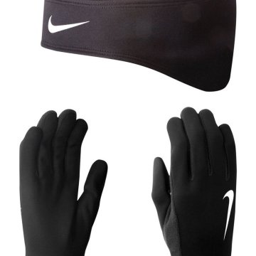 NIKE WOMENS RUNNING THERMAL HEADBAND/GL