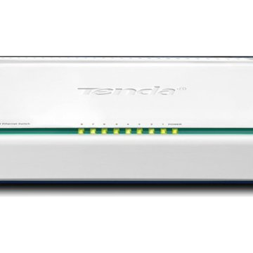 S108 8-PORT FAST ETHERNET SWITCH