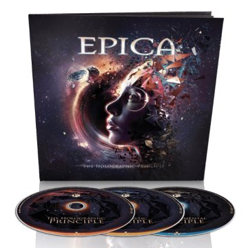 The Holographic Principle (Earbook Edition) CD