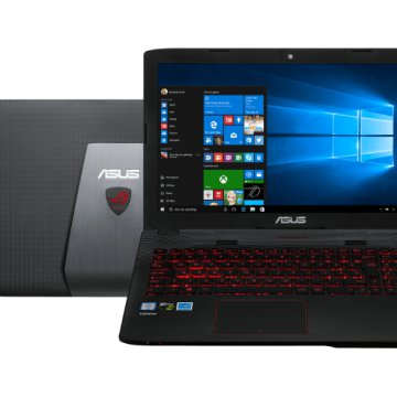 "GL552VX-CN130T gaming notebook (15,6"" Full HD/Core i5/8Gb/128GB SSD + 2TB HDD/GTX950 4GB VGA/DOS)"