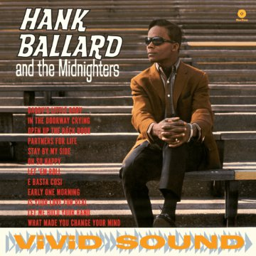 Hank Ballard and the Midnighters (Vinyl LP (nagylemez))