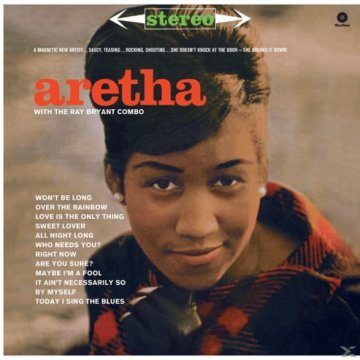Aretha with the Ray Bryant Combo (Vinyl LP (nagylemez))