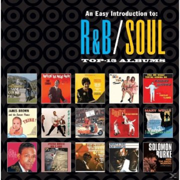 An Easy Introduction to R&B/Soul - Top 15 Albums (CD)
