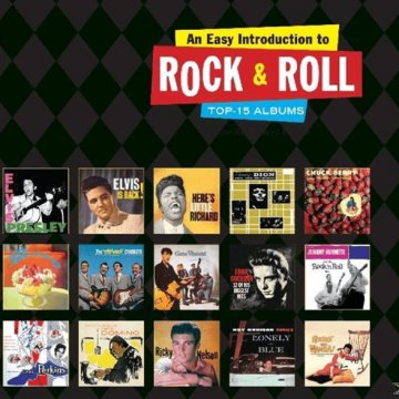 An Easy Introduction to Rock'N'Roll - Top 15 Albums (CD)
