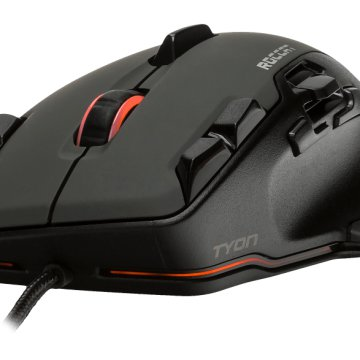 Tyon All Action Multi-Button fekete gaming egér (ROC11850)