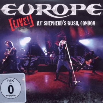 Live! At Shepherd's Bush, London (Digipak) CD+DVD