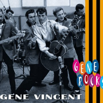 Gene Rocks (Digipak) CD