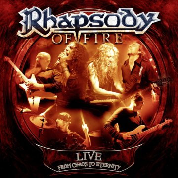 Live - From Chaos To Eternity (Digipak) CD