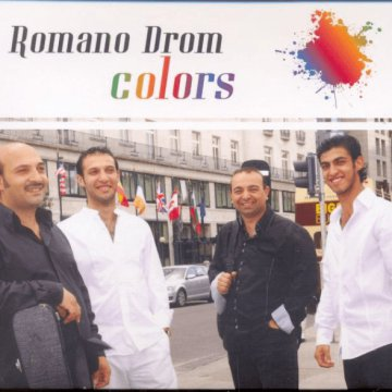 Colors (Digipak) CD