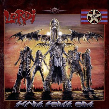 Scare Force One (Digipak) CD