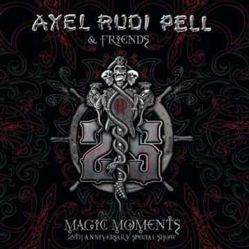 Magic Moments - 25th Anniversary Special Show (Digipack) CD