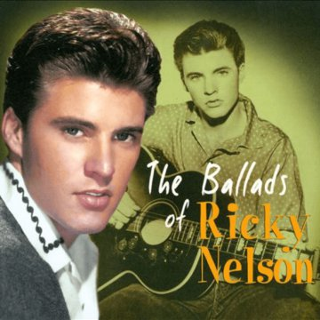 The Ballads of Ricky Nelson (Digipak) CD