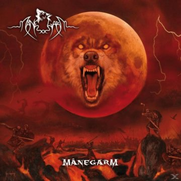 Manegarm (Limited Edition) (Digipak) CD