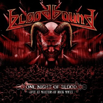 One Night of Blood (Digipak) CD+DVD