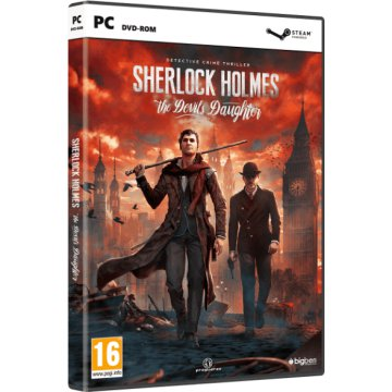 Sherlock Holmes: The Devil's Daughter (PC)