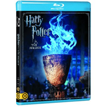 Harry Potter és a Tűz serlege (Blu-ray)