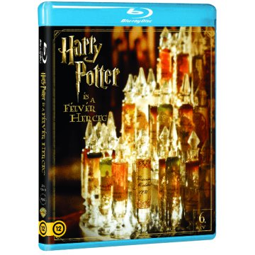 Harry Potter és a Félvér Herceg (Blu-ray)