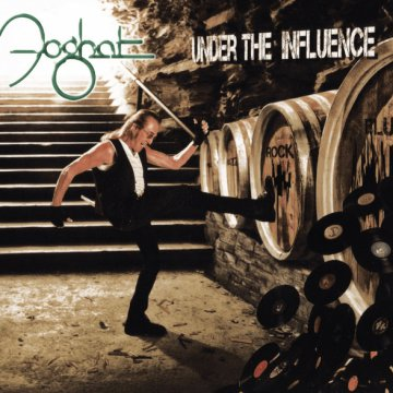 Under the Influence (Digipak) CD