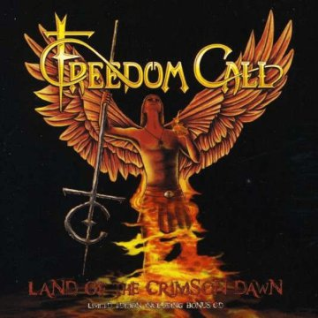 Land Of The Crimson Dawn (Digipak) CD
