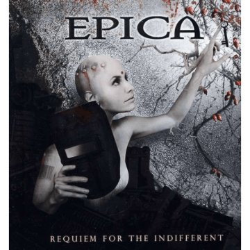 Requiem For The Indifferent (Digipak) CD