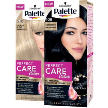 Palette Perfect Care Color tartós krémhajfesték