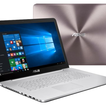 "VivoBook Pro N752VX-GC105T (17,3"" Full HD/Core i7/8GB/1TB/GTX950 4GB VGA/Windows 10)"