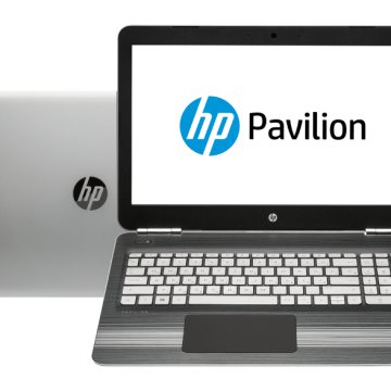 "Pavilion 15 ezüst notebook X5D64EA (15,6"" Full HD/Core i5/4GB/1TB/GTX950 2GB VGA/DOS)"