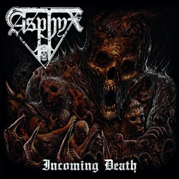 Incoming Death (Limited Edition) CD