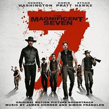 Magnificent Seven (OST) CD