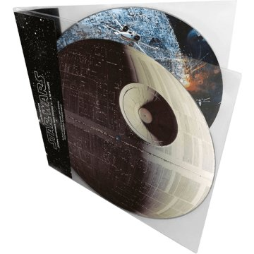 Star Wars - Episode IV: A New Hope (OST) Vinyl LP (nagylemez)