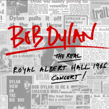 The Real Royal Albert Hall 1966 Concert (CD)