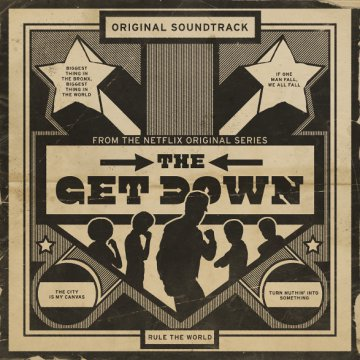 The Get Down (OST) CD