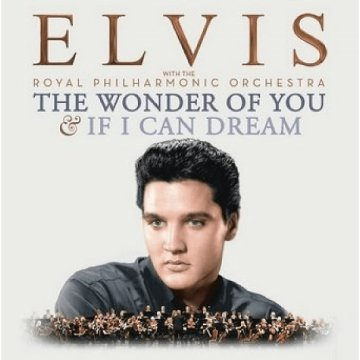 The Wonder of You & If I Can Dream (CD)