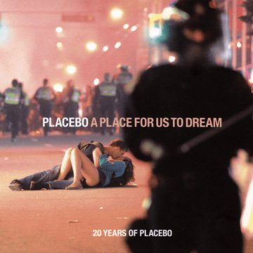 A Place for Us to Dream: 20 Years of Placebo (Limited edition) CD