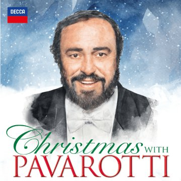 Christmas With Pavarotti (CD)