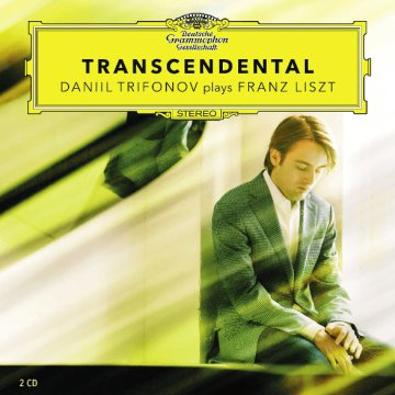 Transcendental: Daniil Trifonov Plays Franz Liszt (CD)