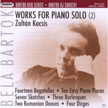 Works for piano solo Vol.2 CD