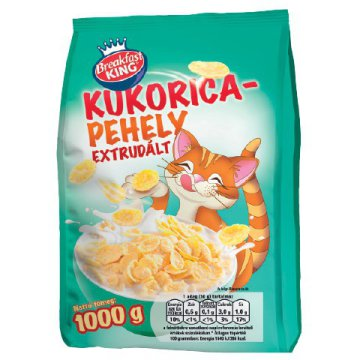 Breakfast King kukoricapehely