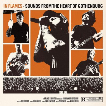 Sounds from the Heart of Gothenburg (Limited) (Earbook) Blu-ray + DVD
