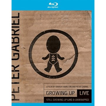 Growing Up Live & Unwrapped (Blu-ray + DVD)