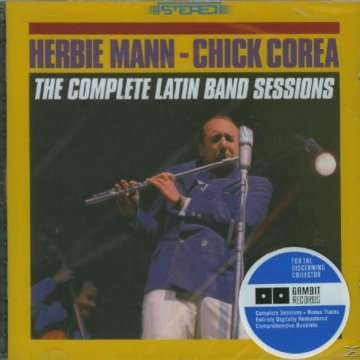 Complete Latin Band Sessions (CD)