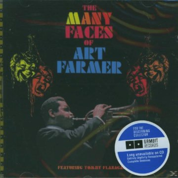 Many Faces of Art Farmer (CD)