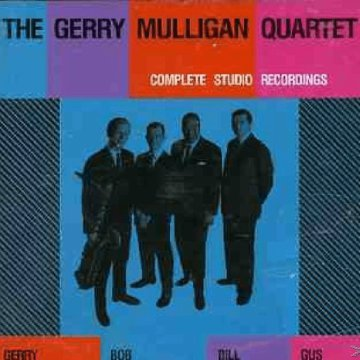 Gerry Mulligan Quartet (CD)