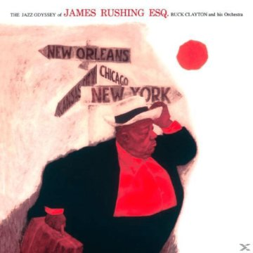 The Jazz Odyssey of James Rushing Esq. / Jimmy Rushing And The Smith Girls (CD)