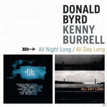 All Night Long / All Day Long (CD)