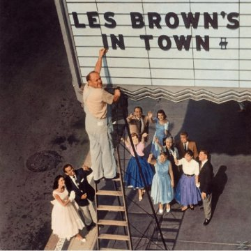 Les Brown's in Town (CD)