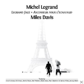 Legrand Jazz + Ascenseur Pour L'echafaud (CD)