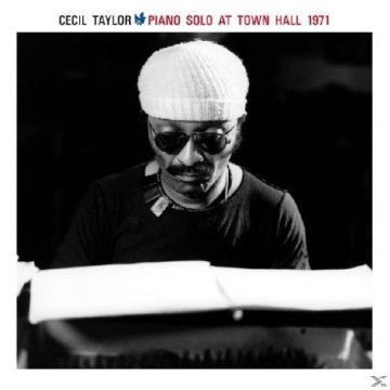 Piano Solo at Town Hall 1971 (CD)