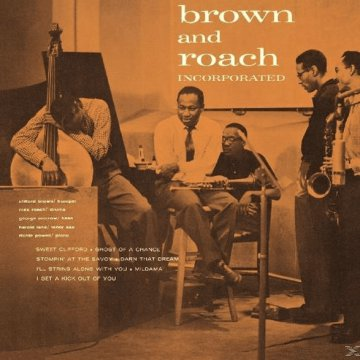 Brown and Roach Inc. (Vinyl LP (nagylemez))