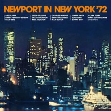 Newport in New York 1972 (CD)